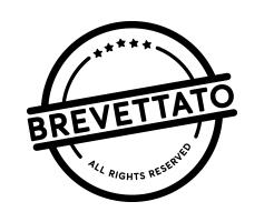 logo brevettato invent color