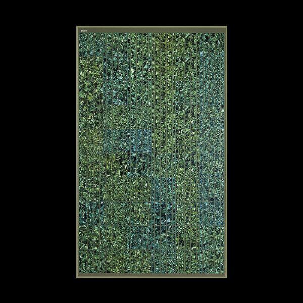 pannello invent color verde acqua frontale