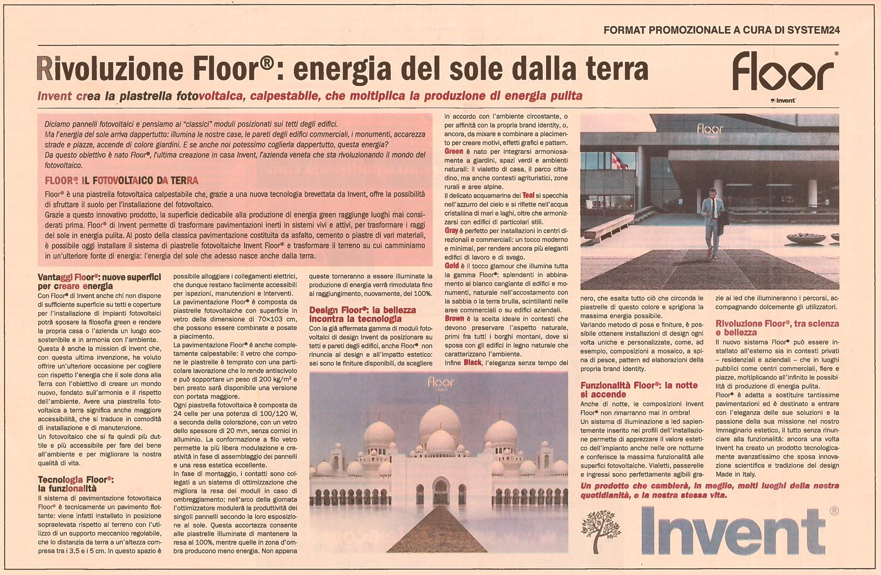 sole24ore floor invent