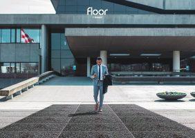 Invent Floor - piastrella fotovoltaica